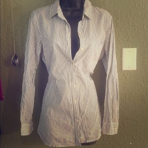 Tunic button up